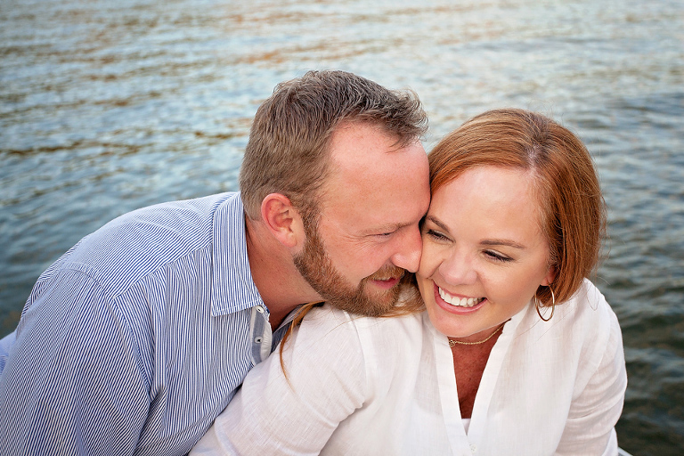 How to Hire an Austin Couples Photographer Town Lake Boat Family Portrait Session