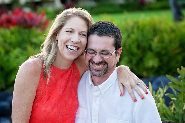 How to Hire an Austin Couples Photographer Anniversary Portraits Session Kauai Hawaii