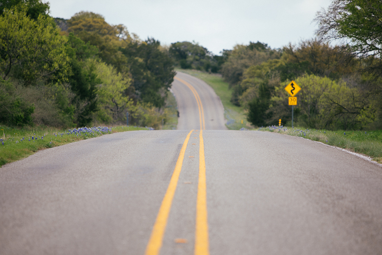 Photographer in Austin Tx Highway 29 Llano inks Lake Park Road 4