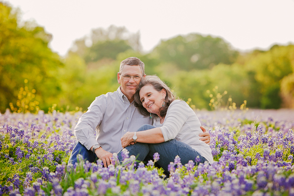 Photographer in Austin Tx Bluebonnets Balcones District Park