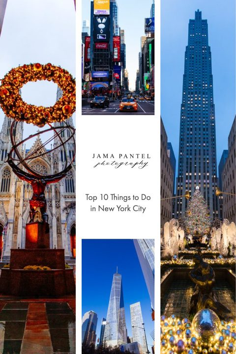 Top 10 things to do in new york city jama pantel for 10 top things to do in nyc