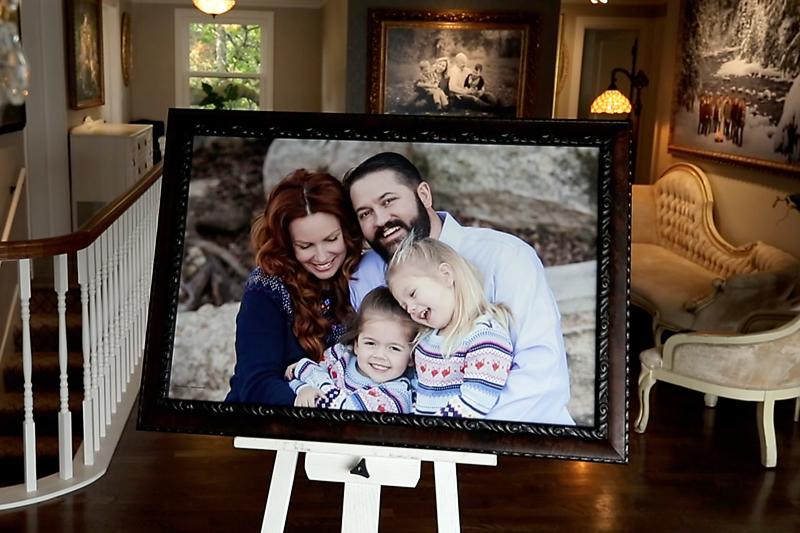 Austin Family Photographer Canvas Wall Art