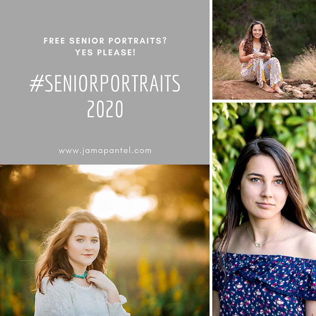 Free Senior Portraits Austin
